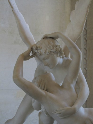 Cupid & Psyche, The Louvre