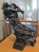 """The Waltz"" by Camille Claudel"