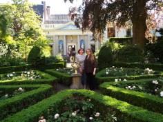 Gardens at Museum Van Loon