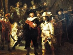 "Rembrandt's ""Night Watch"", the crown jewel of the Rijksmuseum"