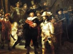 "Rembrandt's ""Night Watch"", the crown jewel of the Rijksmuseum"