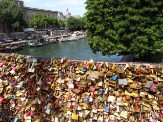 """Love locks"""