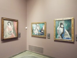 Works by Marie Laurencin