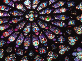 Rose Window - Notre Dame