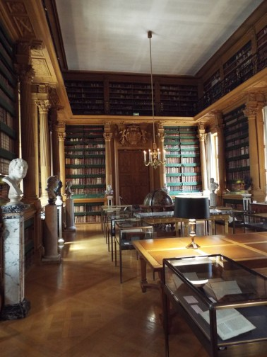 Mazarine Library - Paris
