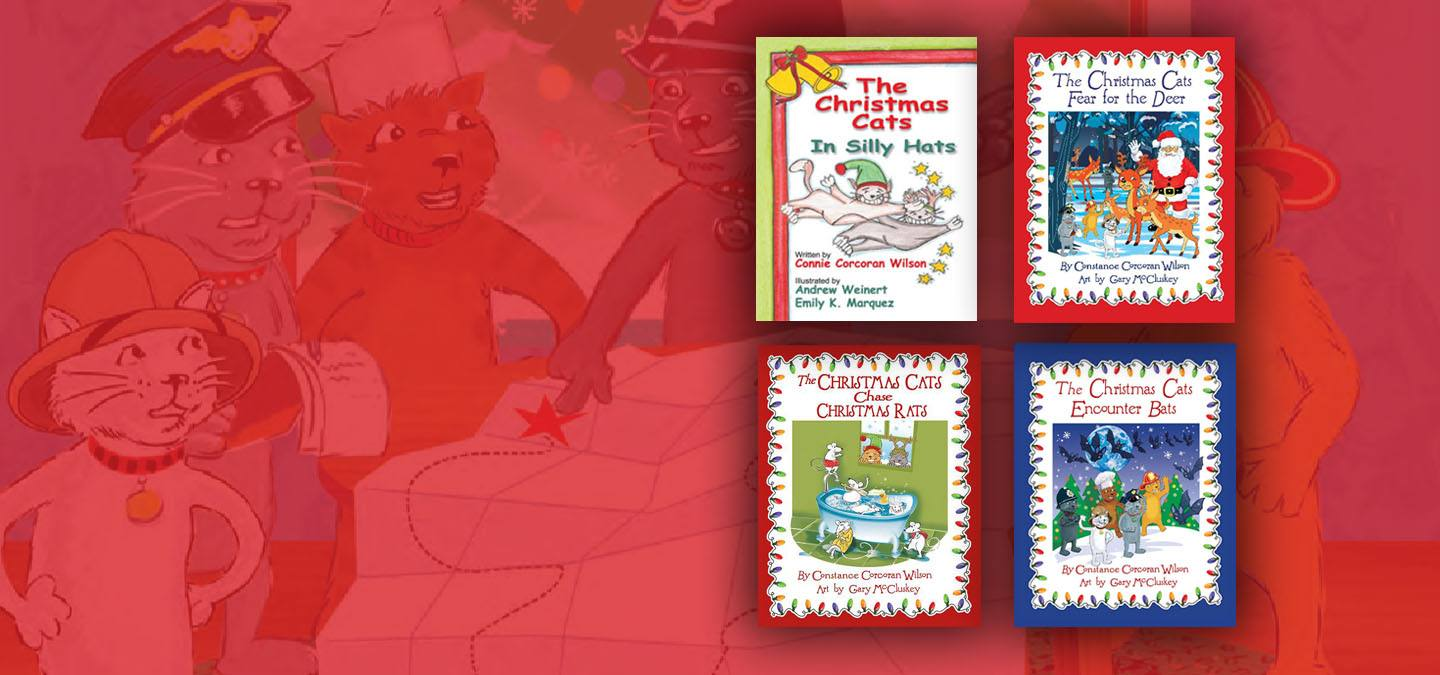 The Books of the Christmas Cats Series