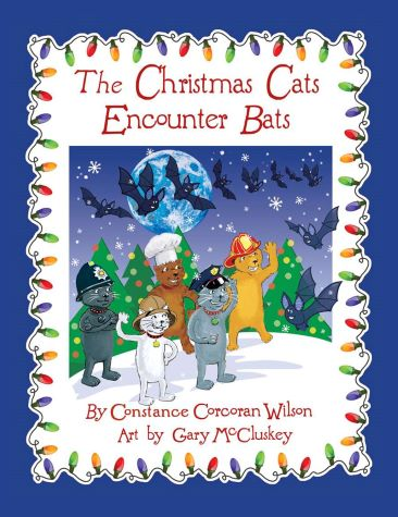 The Christmas Cats Encounter Bats