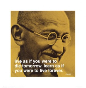 gandhi-live-and-learn