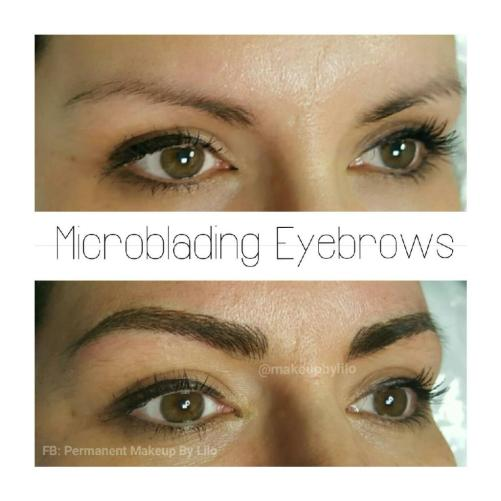 microblading a client's perspective