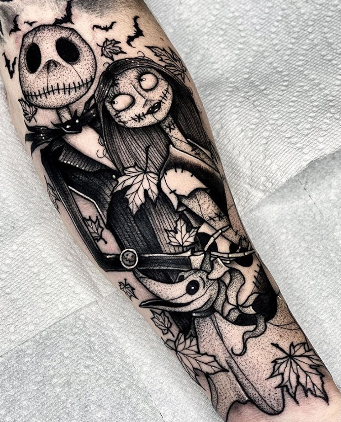 Advertisement please copy/paste the following text to properly cite this howstuffworks. 50 Spooky Halloween Tattoo Ideas The Xo Factor