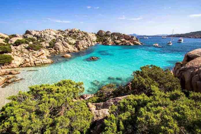 Sardinia Island