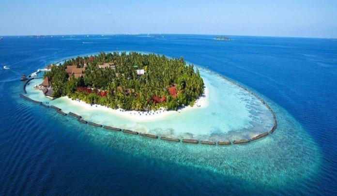 The Andaman and Nicobar Islands