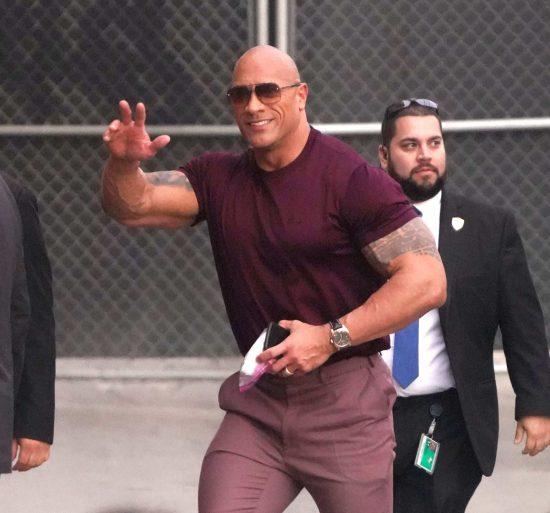 Dwayne Johnson The Rock net worth