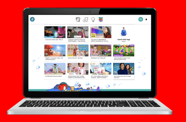 YouTube Kids Platform