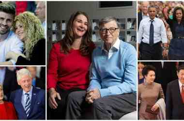 Powerful Couples in the World