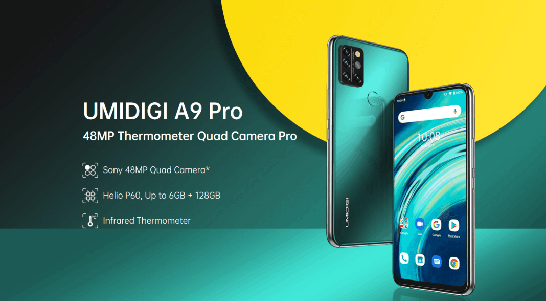 Umidigi A9 Pro 1