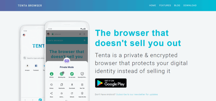 Tenta VPN Browser