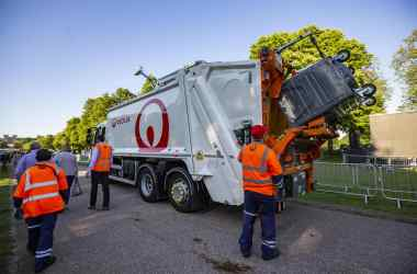 Commercial Waste Service