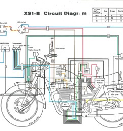 yamaha 650 chopper wiring diagrams simple wiring diagram schema rh 58 lodge finder de 1979 yamaha xs650 yamaha 650 special [ 3507 x 2480 Pixel ]