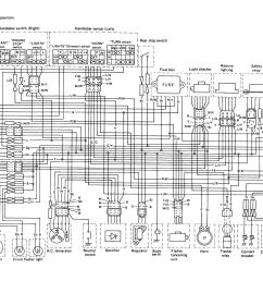 yamaha 250 wiring diagram wiring diagram database 1979 yamaha wiring diagram 1972 yamaha 250 wire diagram [ 3023 x 1797 Pixel ]