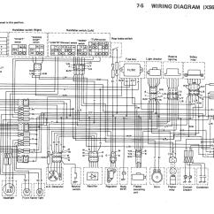 Yamaha Virago Wiring Diagram 2005 Chrysler 300 Starter Xs 750 Data Schema Xs650 1979 Home 1977 79 Xs650sf 2f Diagrams