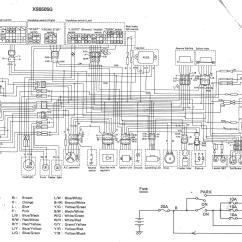 Yamaha Xs650 Wiring Diagram Mercury Verado 80 Xs650g And Sg Diagrams Thexscafe