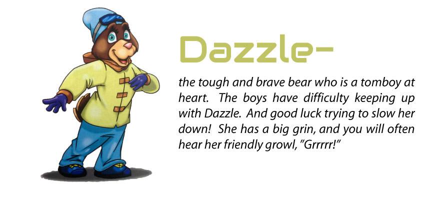 Dazzle-Slide