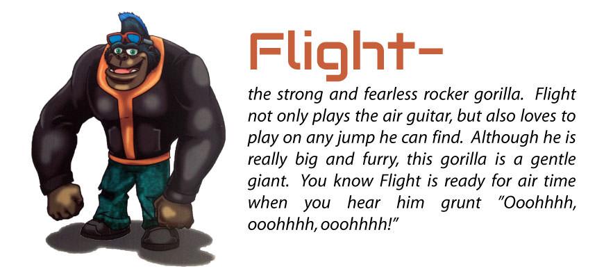 Flight-Slide