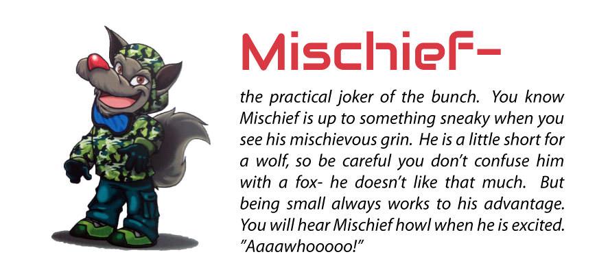 Mischief-Slide