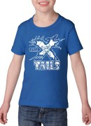 X-tails Toddler T-shirt Royal