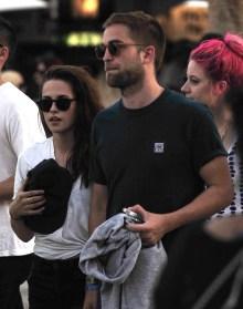RObbert Pattinson y Kristen Stewart Coachella 2013