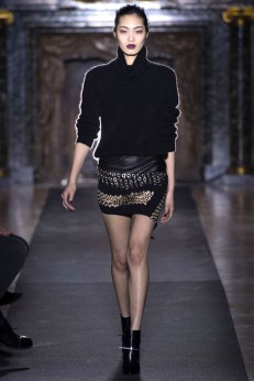Anthony Vaccarello Fall 2013 Ready-to-Wear The Xtyle 4