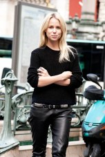 TREND_INSPIRATION_LEATHER_BAGGY_SWEATPANTS_THEXTYLE_ SS-2014_VOGUE-Elin-Kling_STYLEBYKLING