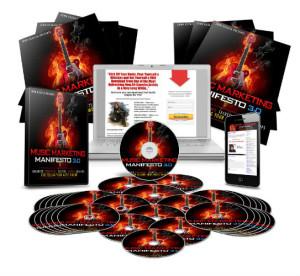 Music Marketing Manifesto - Sell more music online