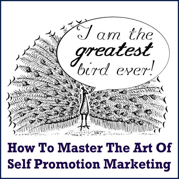 self promotion marketing