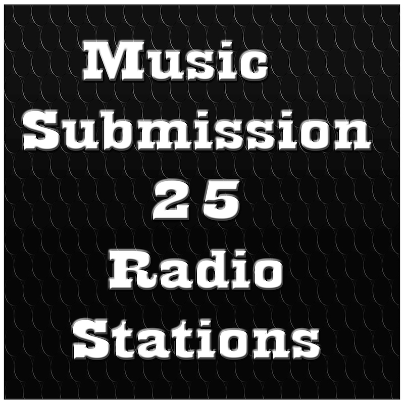 Submit Music to Radio - 25 Stations