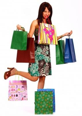 Shop like a woman! © Stuart Miles