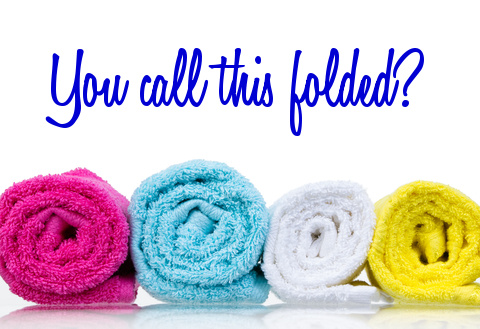 Rolled towels © Ericlefrancais | Dreamstime.com
