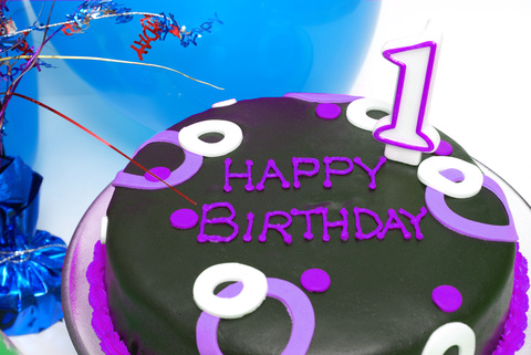 Birthday Cake © Alphababy | Dreamstime.com