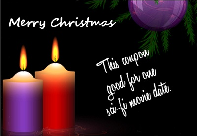 Christmas Coupon © The Marriage Bed