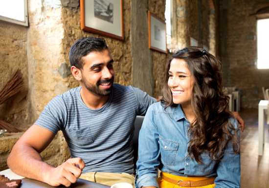 Couple Talking © jolopes | dollarphotoclub.com
