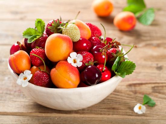 Bowl of Fruit © Viktorija | dollarphotoclub.com