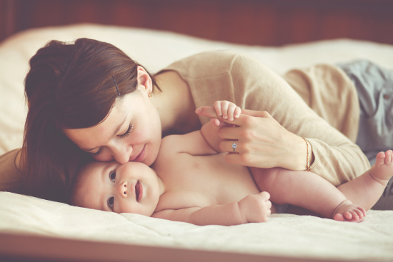 Mom and baby  © Alena Ozerova | dollarphotoclub.com