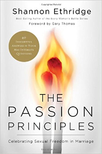 The Passion Principles cover