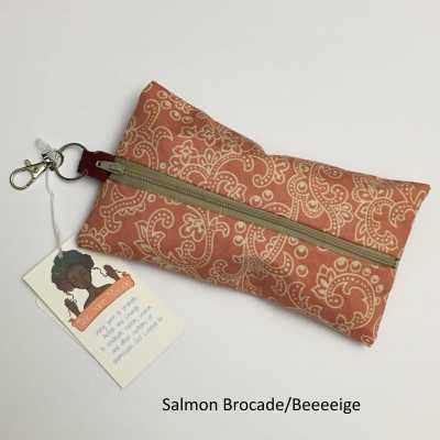 Salmon Brocade_Beeeeige