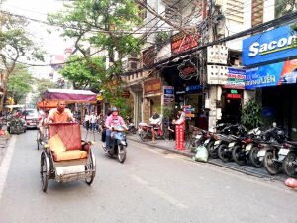 Riksza w Wietnamie