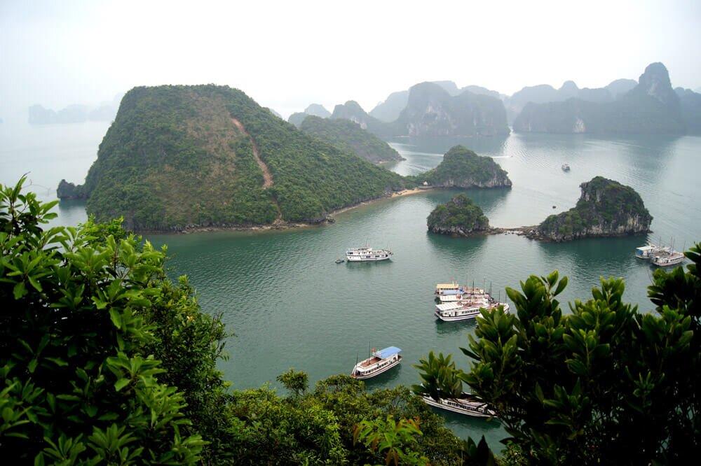 Ha Long Bay, Wietnam