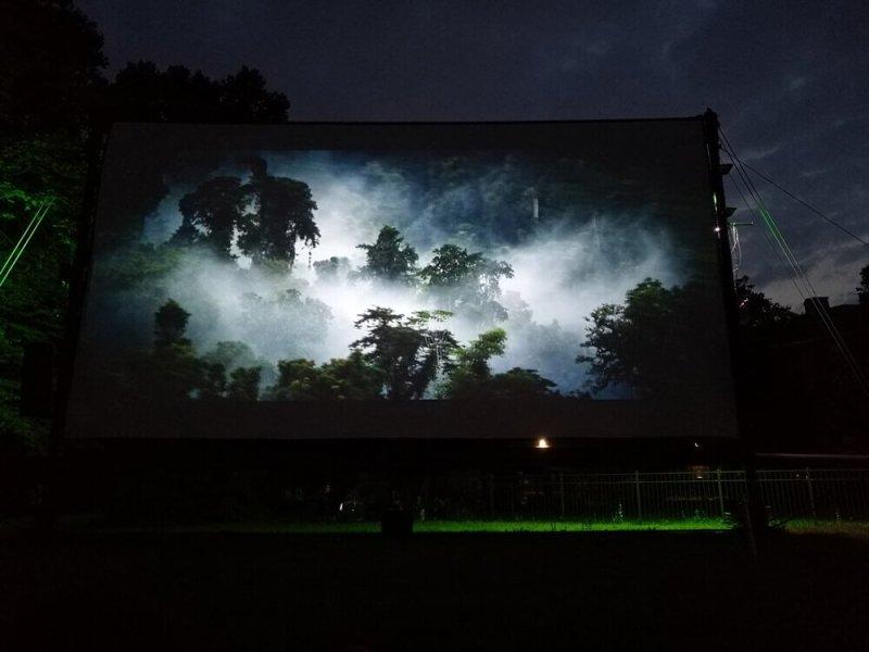 Kino letnie Kreuzberg w Berlinie