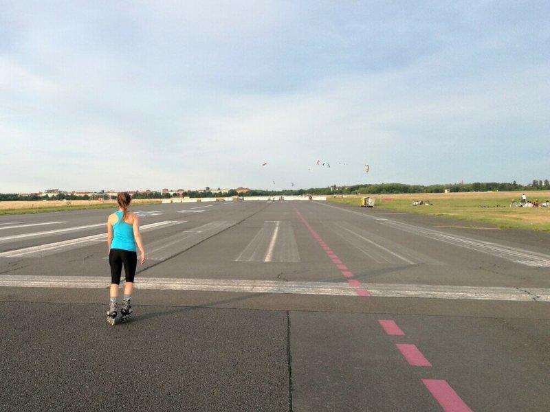 Lotnisko Tempelhof Berlin