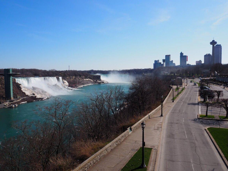 Niagara strona kanadyjska
